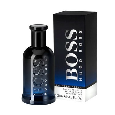 Hugo Boss Bottled Night, investigamos la diferencia olfativa con Boss Bottled