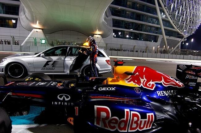 Vettel FIA 2012