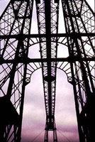 Puente colgante de Vizcaya: Patrimonio de la Humanidad