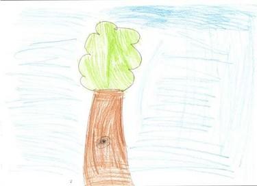 Test del árbol: interpretar la personalidad del niño a través del dibujo