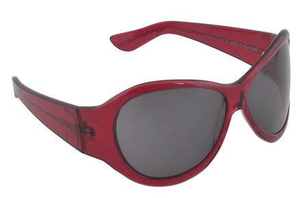 Primera colección de gafas de Alberta Ferreti