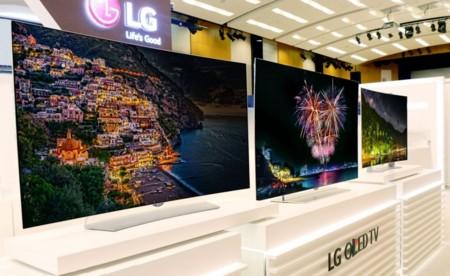 LG tiene lista su alineación de TV's para IFA 2015: paneles OLED con diseño plano
