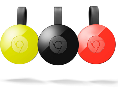 Los nuevos Chromecast (2015) y Chromecast Audio llegan a México
