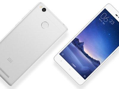 Venta Flash: Xiaomi Redmi 3x, con Snapdragon 430 y 2GB de RAM, por 107,70 euros