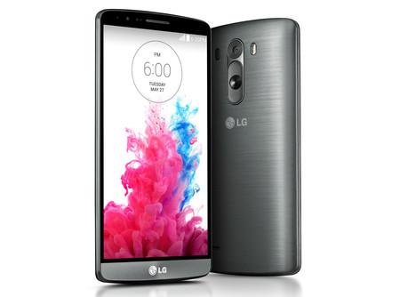 Smartphone LG G3 16GB restaurado por 149 euros en The Phone House