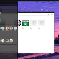 Así luce la Ubuntu Snap Store en Ubuntu con el nuevo entorno Unity 8