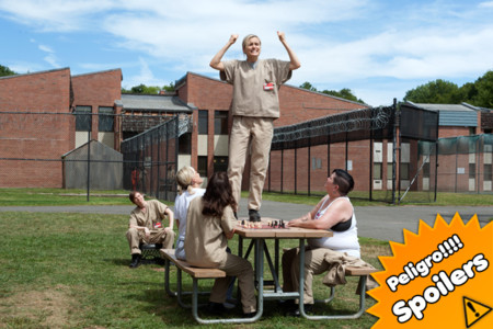 'Orange is the new black': todo el mundo necesita una madre y algo en lo que creer