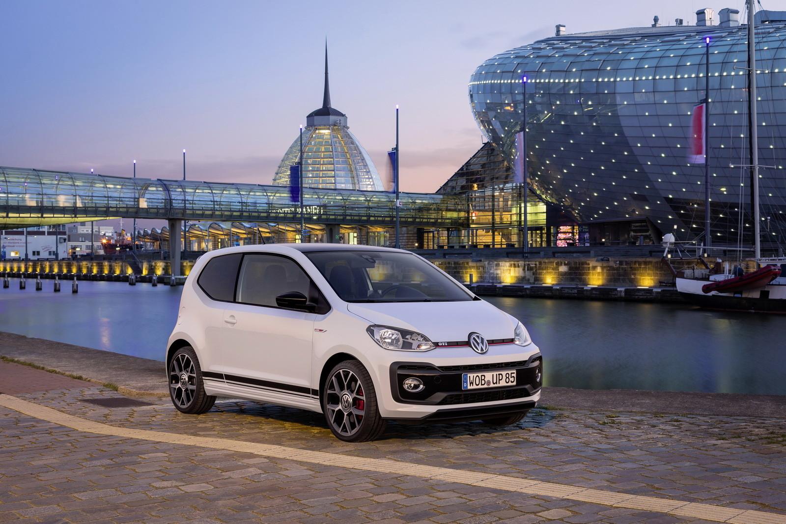 Foto de Volkswagen Up! GTI (13/17)