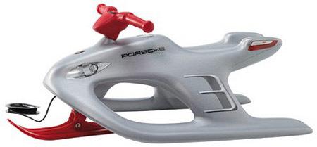Trineos de la marca Porsche