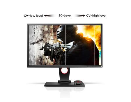 ZOWIE XL2540, el nuevo monitor para jugones de BenQ que soporta refrescos de hasta 240 Hz