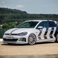 Volkswagen Golf GTI Next Level y Golf Variant TGI GMOTION: Rines de Audi R8 y un turbo más grande