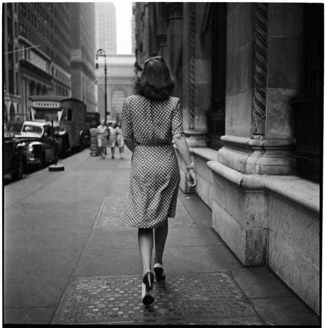 Foto de Las fotografías sin complejos de Stanley Kubrick en los años cuarenta (6/15)