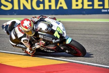 Dominique Aegerter Moto2 2