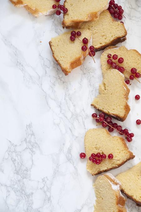 Bundt Cake Leche Condensada Porcion