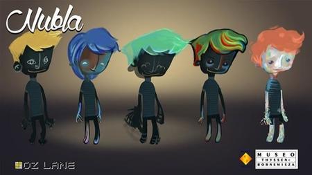 PlayStation España se une al Museo Thyssen para desarrollar el videojuego educativo Nubla