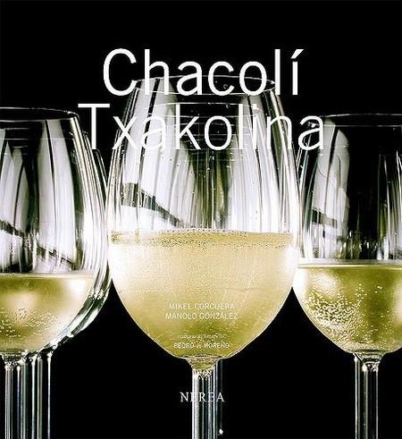 'Chacolí-Txacolina', finalista como mejor libro de gastronomía del mundo