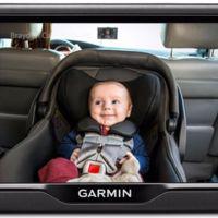 Los bebés no pueden ir en el asiento del acompañante pero los puedes ver 'por la tele'