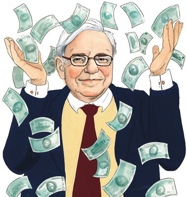 Warren Buffett sigue invirtiendo