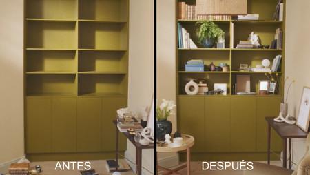 H&M Home nos da las claves para que decorar la librería con un resultado de revista
