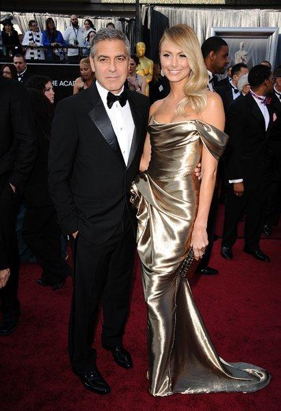 Los Oscar 2012: una alfombra roja llena de elegancia y buenos modelos (II)