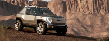 Así se vería un GMC Hummer si compitiera directamente contra Ford Bronco o Jeep Wrangler