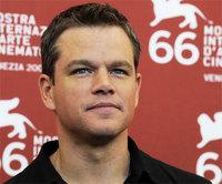 Matt Damon más cerca de los 40