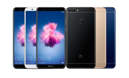 dabb9299601df Huawei P Smart  un serio candidato a convertirse en el smartphone más  vendido en España en 2018