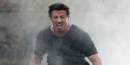 'The Expendables' de Stallone, más fotos
