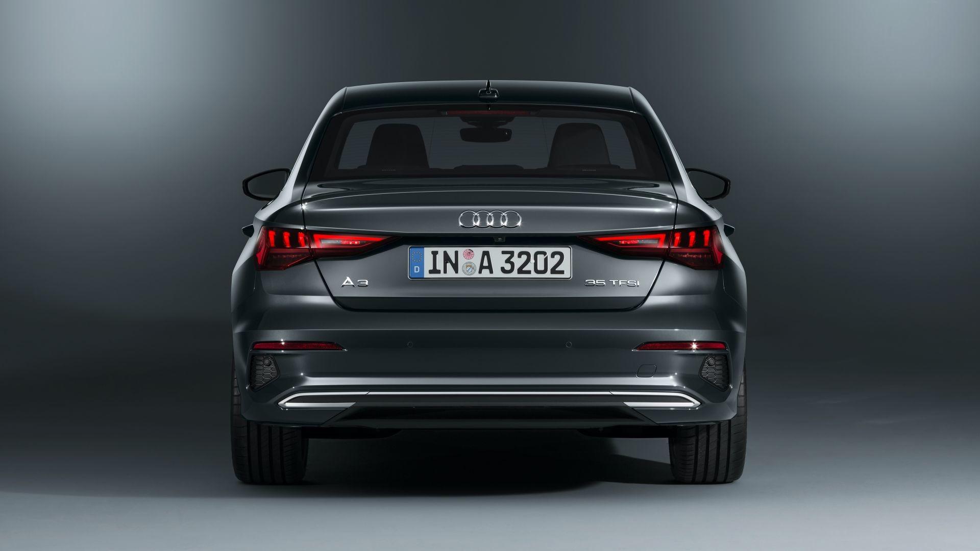 Foto de Audi A3 Sedán 2021 (41/43)