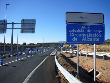 Peaje Alicante