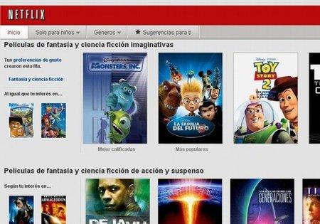 Netflix México contenidos