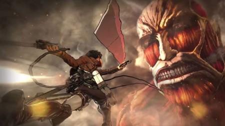 El videojuego de Ataque a los Titanes enseña su jugabilidad en tres completos gameplay