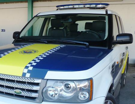 Colega, ¿dónde está mi Range Rover Sport? De Policía Local en Orihuela