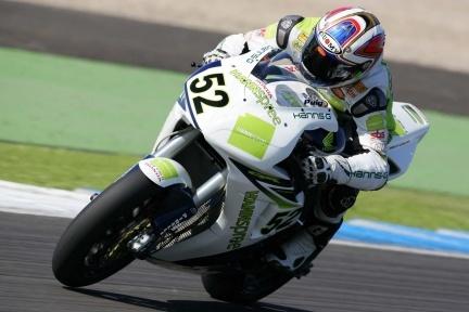 James Toseland correrá en MotoGP en 2008