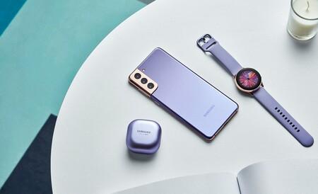 Samsung Galaxy S21+: el nuevo gama alta llega con mejor procesador, mayor batería y ausencia de cargador