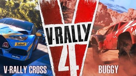 V-Rally 4 muestra en su primer gameplay las disciplinas Rallycross y Buggy