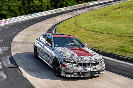El nuevo BMW Serie 3 ya pasea por Nürburgring: así luce camuflado en sus primeras imágenes