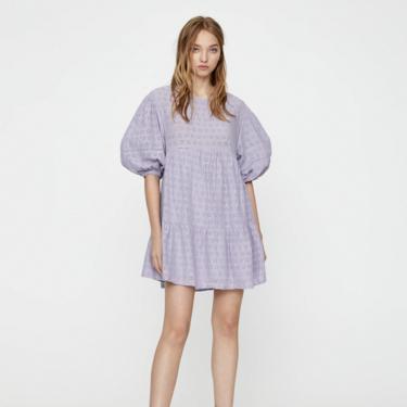 La nueva colección primaveral de Pull & Bear (con el color lavanda como protagonista) brilla gracias a prendas preciosas con las que soñamos salir a la calle
