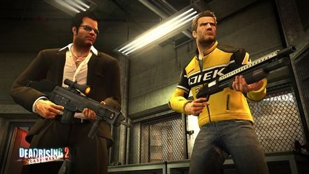 'Dead Rising 2: Case West'. Lista de logros