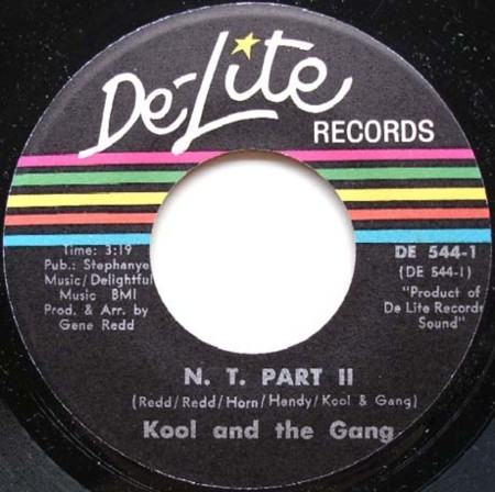 N T Kool The Gang