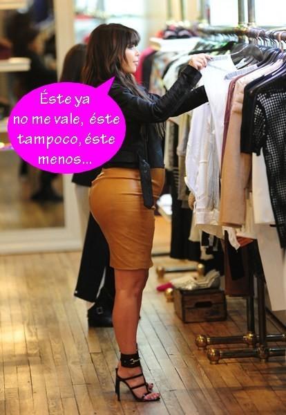 El embarazo de Kim Kardashian: con bombo, tacones y modelazos