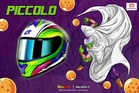 Piccolo Helmet