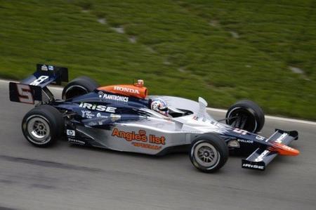 Oriol Serviá probará con Newman-Haas