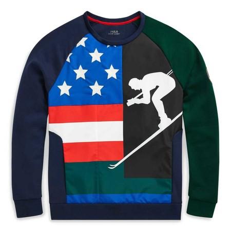 Polo Ralph Lauren Nos Prepara Para El Invierno Con Su Coleccion Down Hill Skier 3