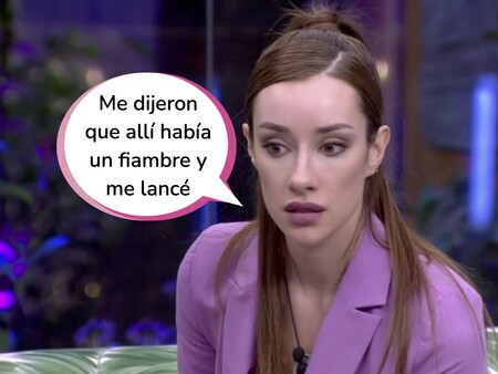 """Adara Molinero nos deja muertos al revelar el secreto con el entra a 'Secret Story: la casa de los secretos': """"Hice el amor en un funeral"""""""