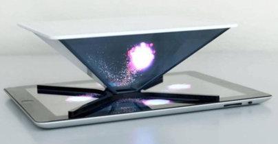 ¿Quieres un proyector holográfico? Con tu móvil podrás tenerlo