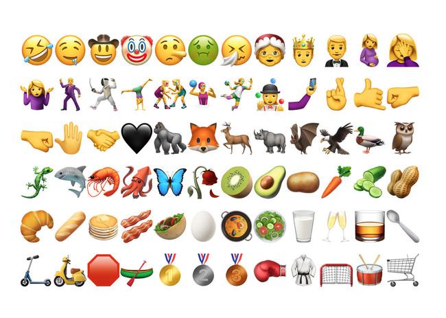 Emoji New Ios 10