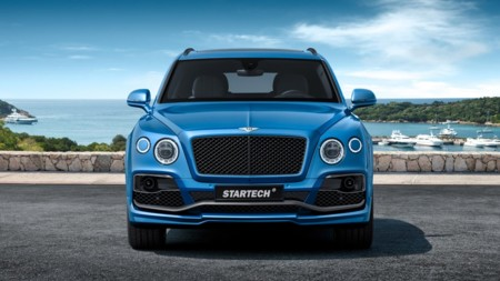 Bentley Bentayga Startech 4
