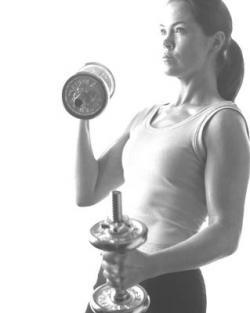 Entrenamiento con pesas: Técnica anabólica
