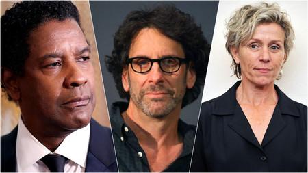 Denzel Washington y Frances McDormand protagonizarán una nueva versión de 'Macbeth' a cargo de Joel Coen